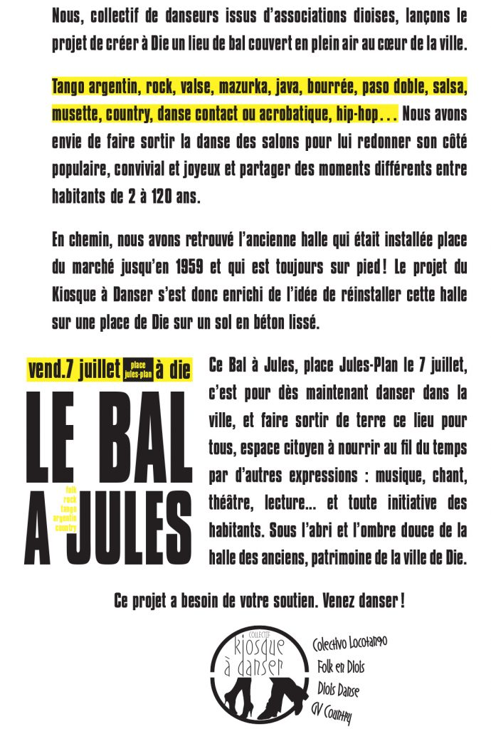 LE BAL-explications
